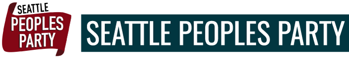 Seattle Peoples Party Logo