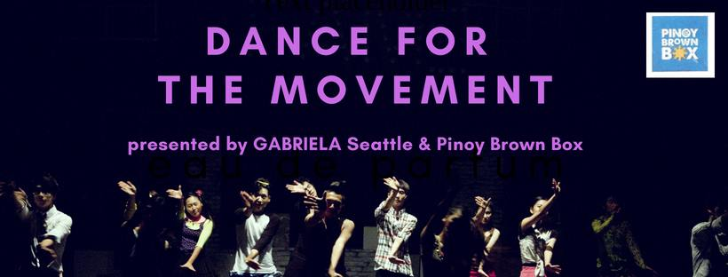 GABRIELA Seattle Dance for the Movement