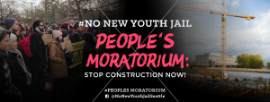 No New Youth Jail 100 Orgs Strong Photo